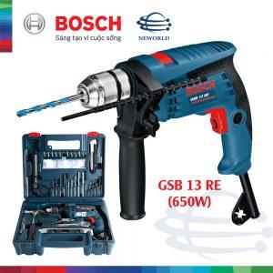 Bosch GSB 13 RE SET 100 món