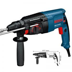 Máy khoan búa Bosch GBH 2-26 DRE Professional