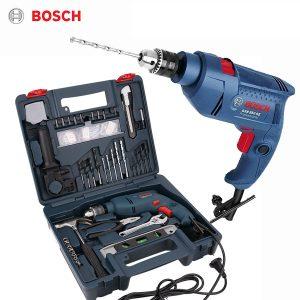 Máy khoan động lực Bosch GSB 550 SET