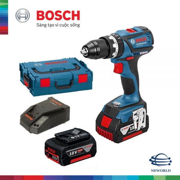 Máy khoan pin Bosch GSB 18 V-EC (SOLO)